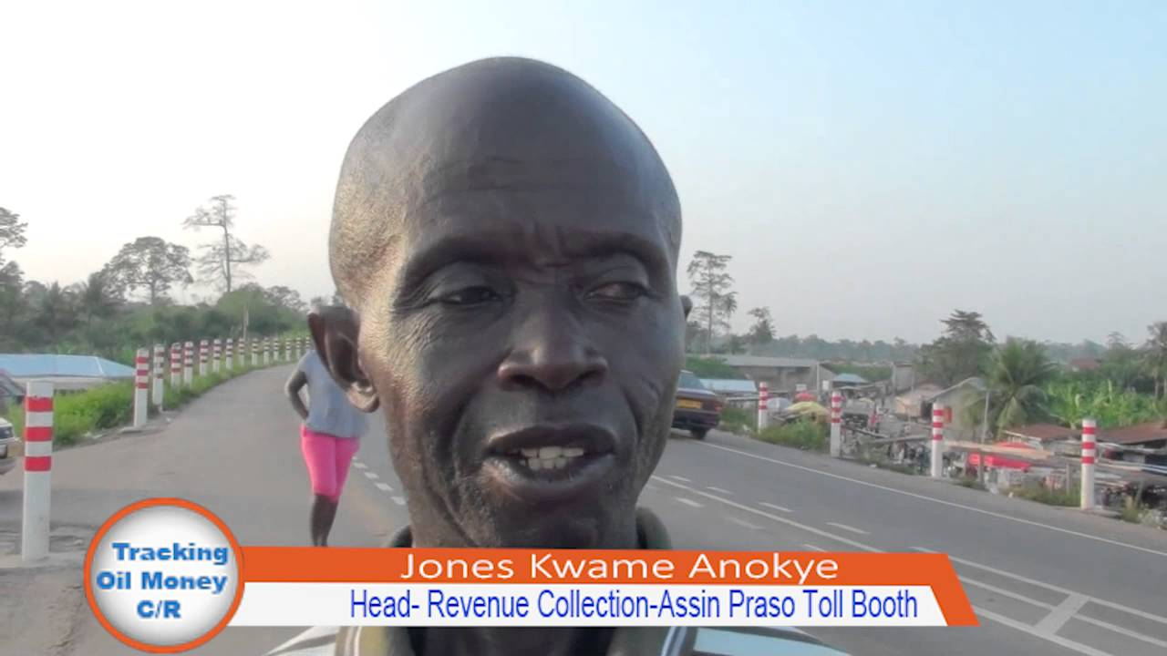 Anhwiankwanta - Assin Praso Road Sectional Project